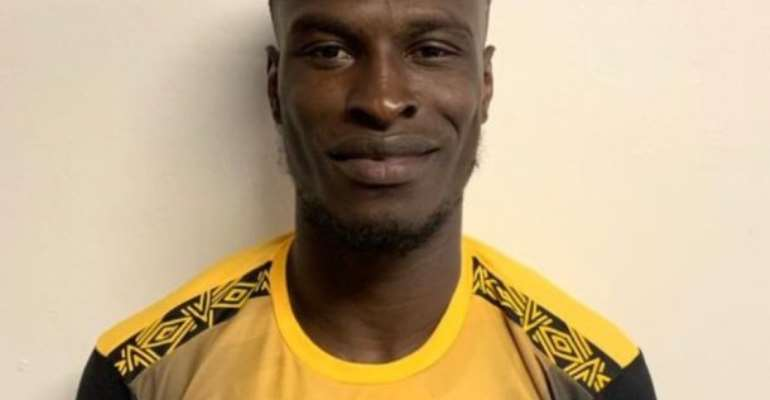 Ghana Winger Edwin Gyimah Joins South African Side Black Leopards