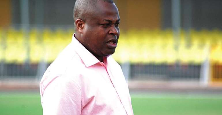 GFA presidential candidate Fred Pappoe