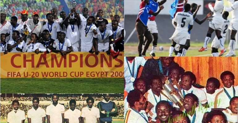 4 Times Ghana Became Champions Through Penalty Shootout