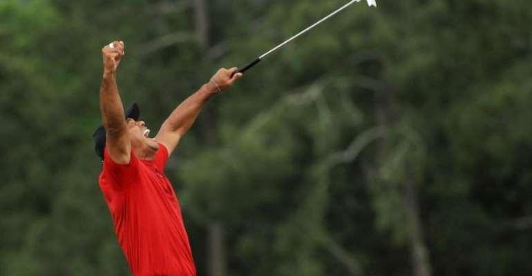 Tiger Woods: Tokyo Olympics 'A Big Goal'