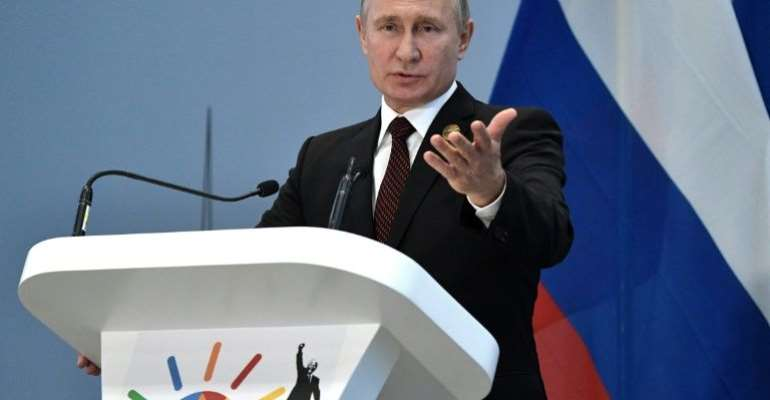 Russia-Africa Summit: The Roadmap To Africa