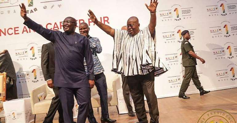 NABCO Trainees Making Significant Impact To National Development – Akufo-Addo