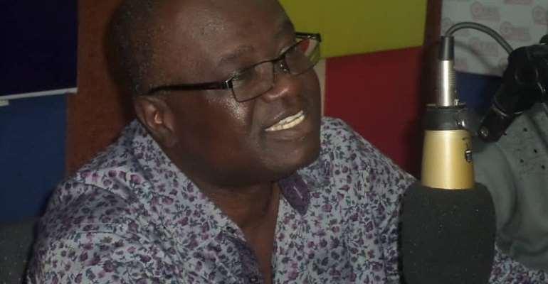 Hon. Kwaku Ampratwum-Sarpong