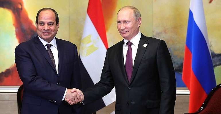 Russian, Egyptian Presidents To Open Plenary Session Of Russia–Africa Forum