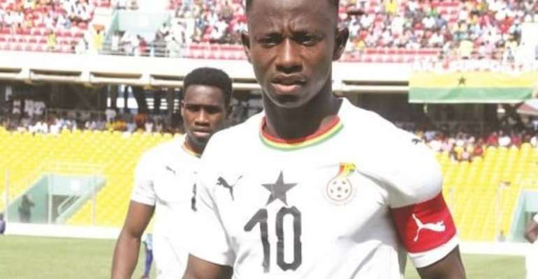 CAF U-23 AFCON: Celta Vigo Unwilling To Release Ghana Captain Yaw Yeboah