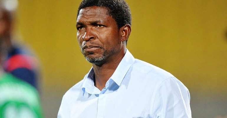 Maxwell Konadu Refuses To Rule Out Kotoko Return