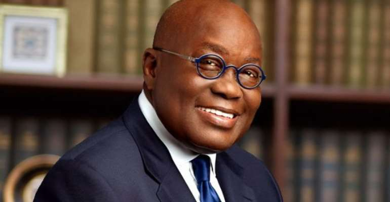 Don't Lower Standards Set By Your Predecessors —  Akufo-Addo To Newly Commissioned Officers