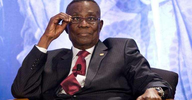 Late President John Evans Fiifi Atta Mills