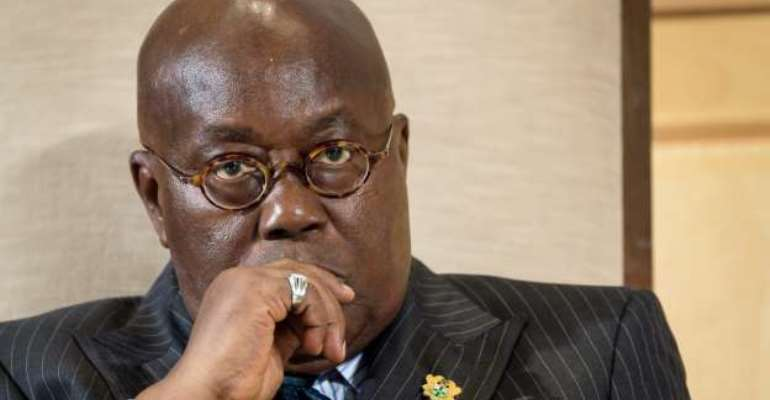 Akufo-Addo's Gov't Turned Cult Of Corruption; What Happened To The Anti-Corruption Crusader?