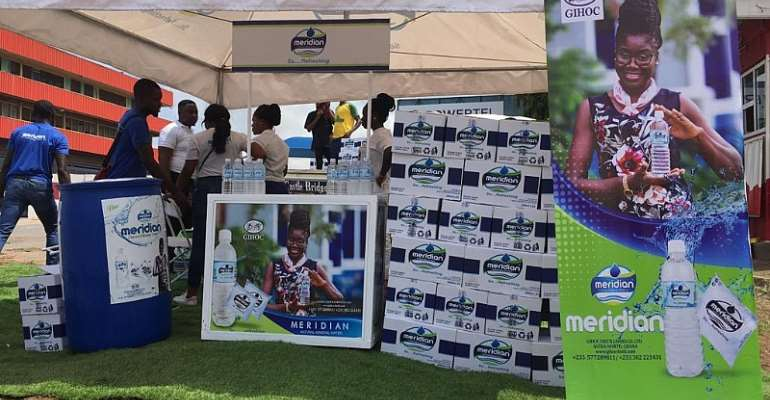 Meridian Water Boosts Brand Awareness With Trade Storming