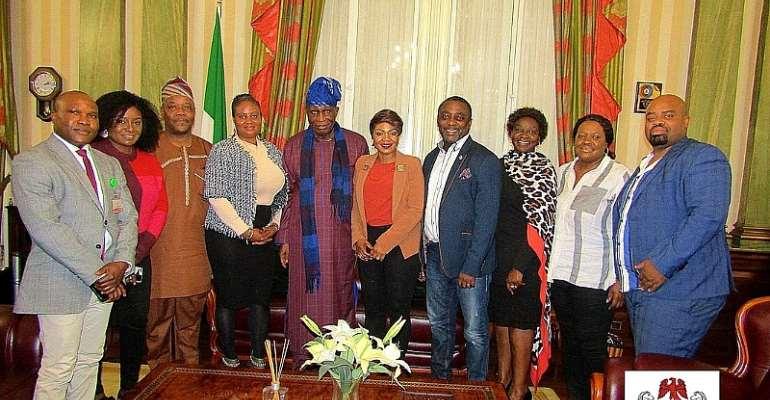 Van Vicker, Bismark The Joke, Eddie Nartey, Others Nominated For Nollywood Awards