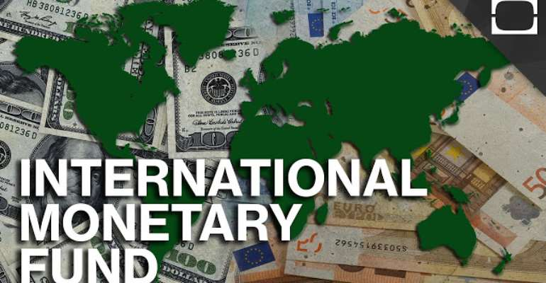 The IMF And The World Bank Partly Responsible For Ghana's Struggling Economy