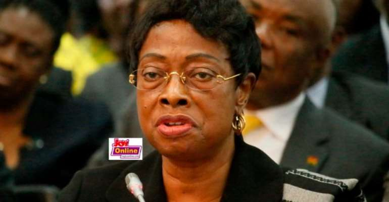 Sophia Akuffo is the Chief Justice of Ghana