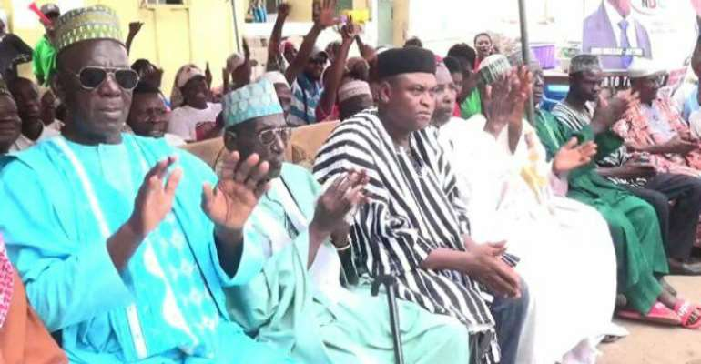 Election 2020: Be Mindful Of Your Utterances – Zongo Chiefs urged