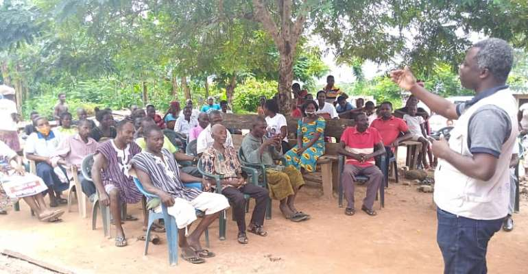 Adopt The Jehovah Witness Campaign Approach---Suhum NPP Charges Party Faithful