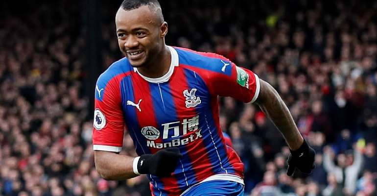 Jordan Ayew Miss Crystal Palace's Draw Against Brighton After Testing Positive For Covid-19
