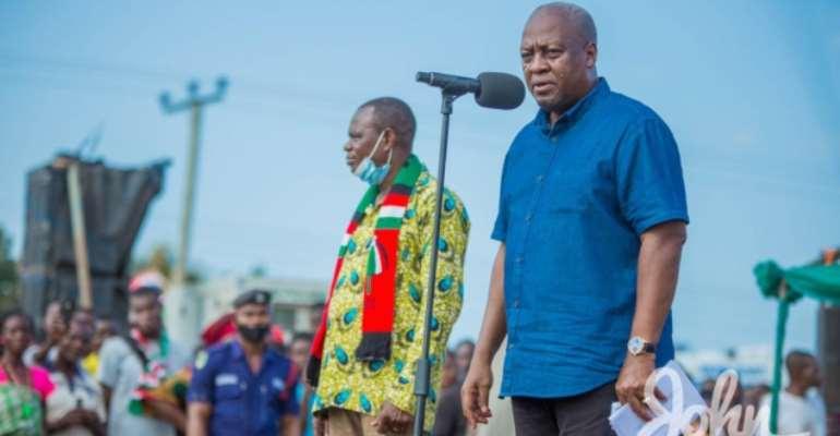 I've No Confidence In Jean Mensa EC – Mahama