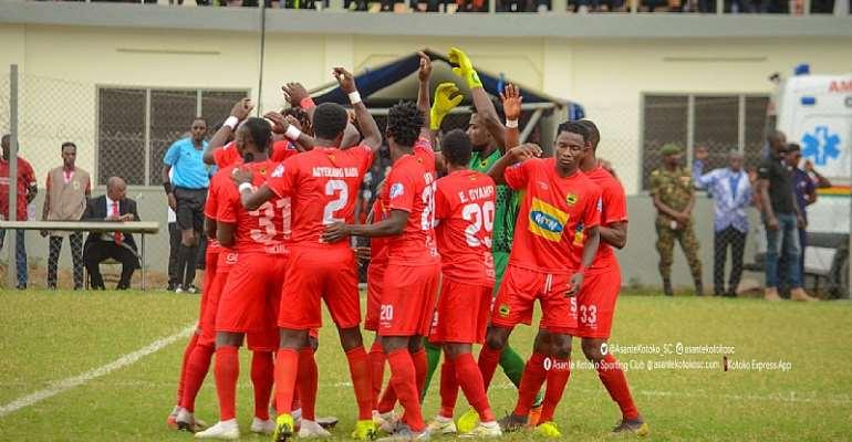Kotoko Hit 3 Past Odweanoma FC In Pre-Season Friendly