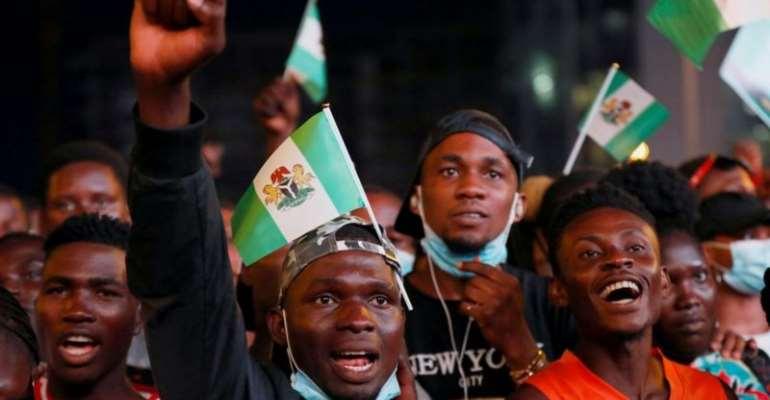 Nigerian Governor Escapes Gun Shots During Protest