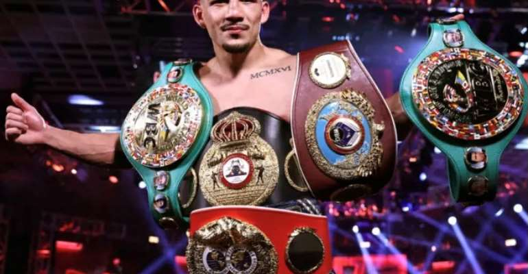 Teofimo Lopez Upsets Lomachenko To Become Youngest Four-Belt Champion