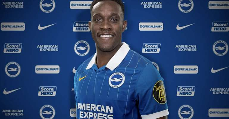 Brighton sign Danny Welbeck On One-Year Contract