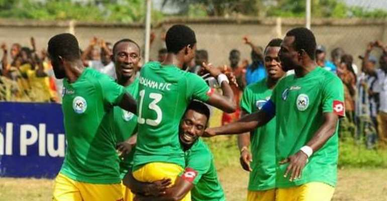 Aduana Stars To Be Crown Champions On Sunday