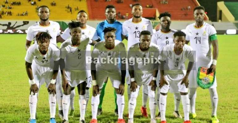 CHAN Qualifier: Maxwell Konadu Names 18 Man Squad For Burkina Faso Game