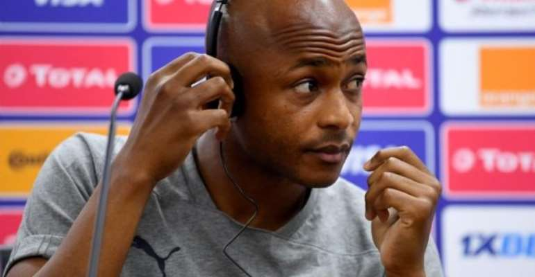 Andre Ayew Slams Normalization Committee Over Lack Friendly Matches