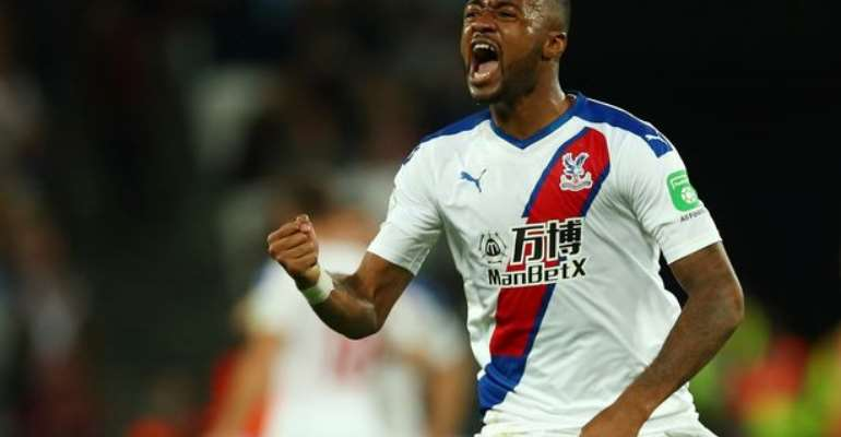Jordan Ayew Pledges To Give His Best At Crystal Palace
