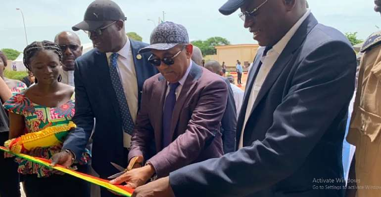 CAF President Opens Youssoupha Ndiaye Centre Of Technical Excellence In Senegal