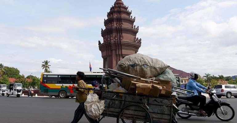 TANG CHHIN Sothy / AFP