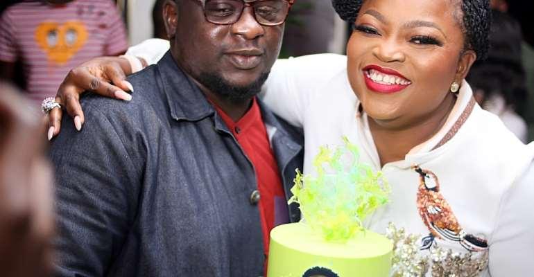 Event:stars Gather As Wande Coal Celebrates 34th Birthday