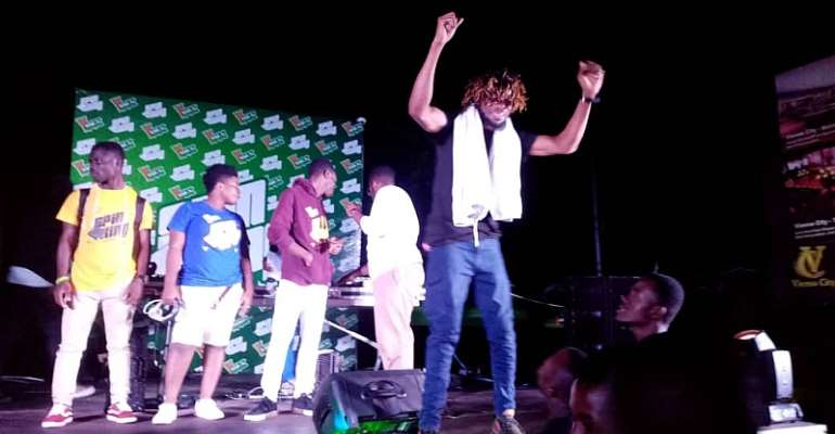 YFM Launches Spin King To Unearth Talents In Ashanti Region; Maiden Edition Held