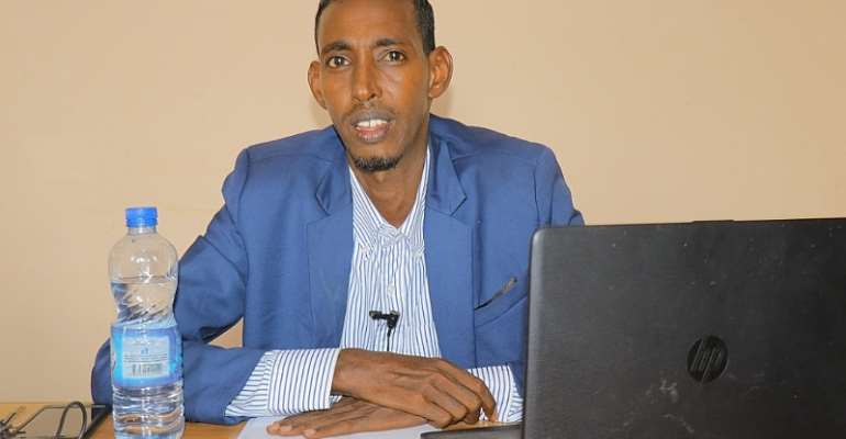 "NUSOJ Slams Arrest Of Former Radio Director In Somalia As A ""Clamp Down On Free Press"""