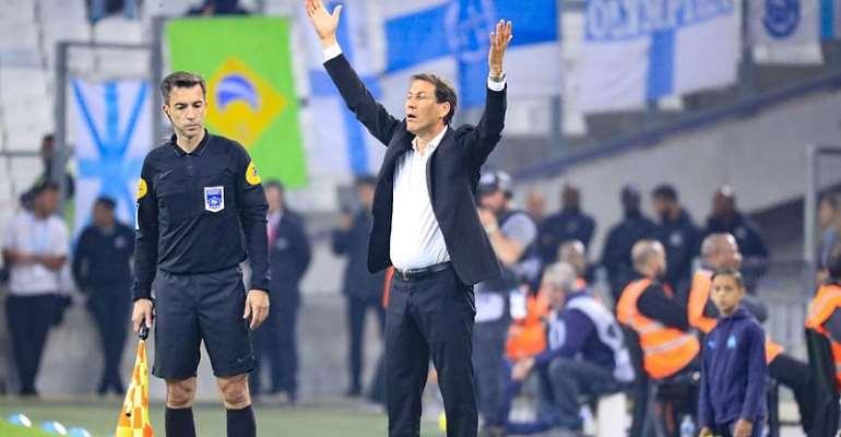 Ligue 1: Lyon labour To Dijon Draw In Garcia's First Game
