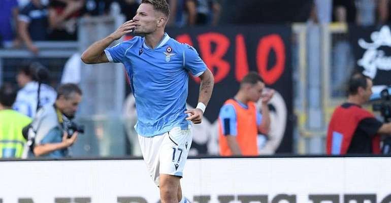 Serie A: Immobile Seals Thrilling Lazio Comeback, Milik Lifts Napoli