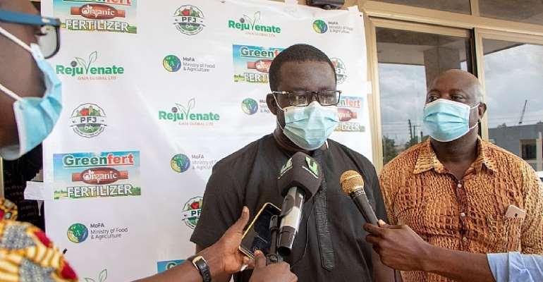 Randolph Obeng-Frimpong, MD, Rejuvenate