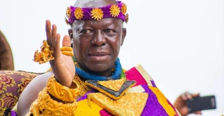 Otumfuo Osei-Tutu II