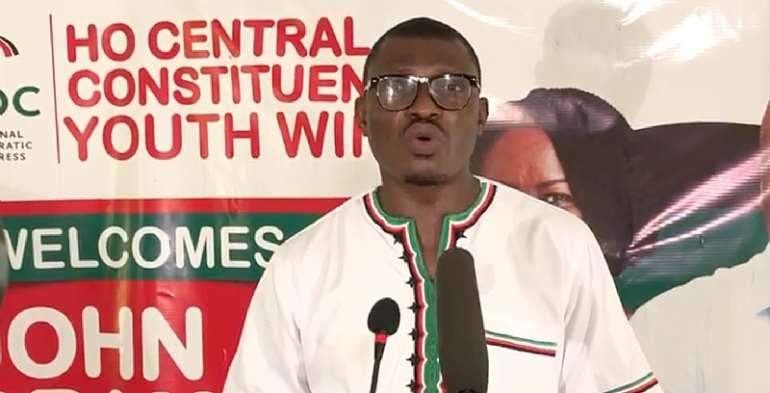 Mahama Will Complete Keta Port If Elected – V/R NDC