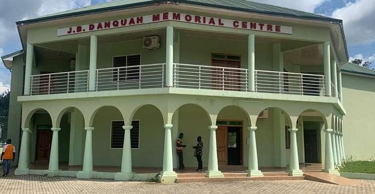 Okyenhene Denies Report Accusing Akufo-Addo Of Funding JB Danquah Memorial Center
