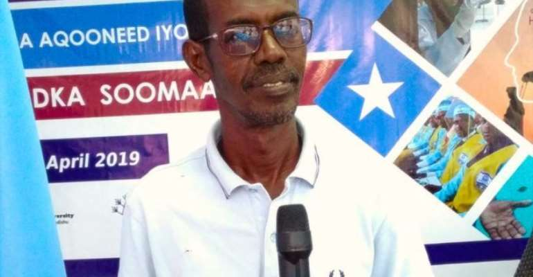 Radio Kulmiye Journalist Detained In An Undisclosed Location After Interviewing A Businessman In Mogadishu