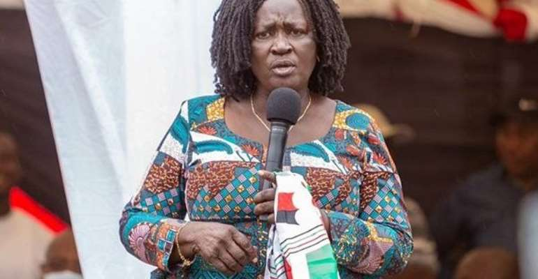 Lets Avoid Blood Shed Over Political Differences — Jane Naana