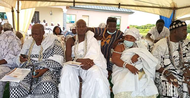 Chiefs Should Not Surrender The Development Of Their Communities To Politicians – Torgbui Korbadzi III