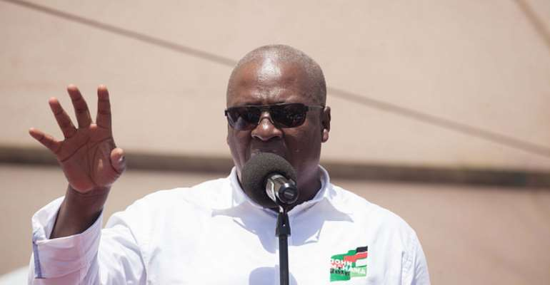 Ghanaians Must Sign off JD Mahama's Political Obituary On December 7, 2020!