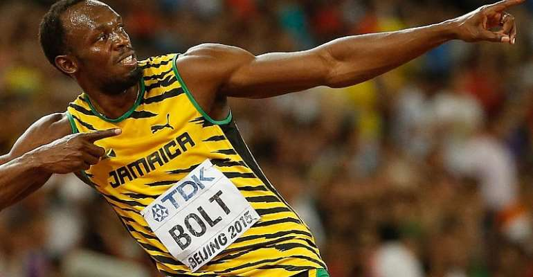I Would Love To Play Football Now – Usain Bolt