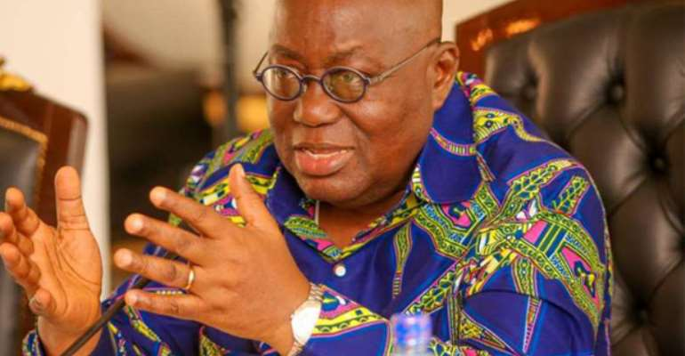 Nana Akufo-Addo, A Man Of Vision & Perseverance; He Must Be Studied In Our Schools