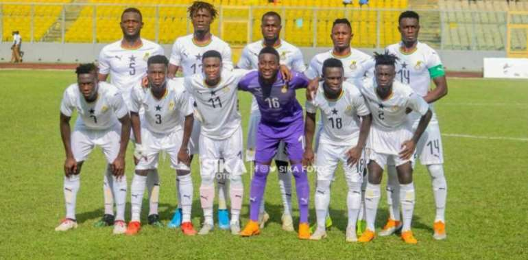 Ghana Fails To Qualify For 2020 CHAN After Drawing Blank With Burkina Faso
