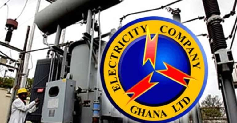 The new concessionaires will manage the assets of state-owned power distributor, ECG