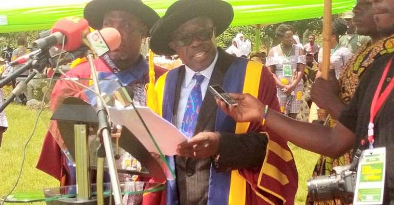 Kintampo College of Health marks Golden Jubilee