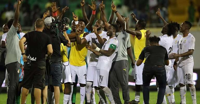 CHAN Qualifier: Maxwell Konadu Names Strong Starting XI To Face Burkina Faso